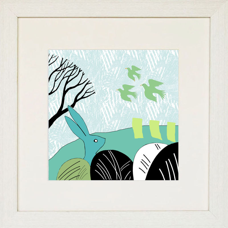 MARCH - Limited Edition Giclee Print - product images  of