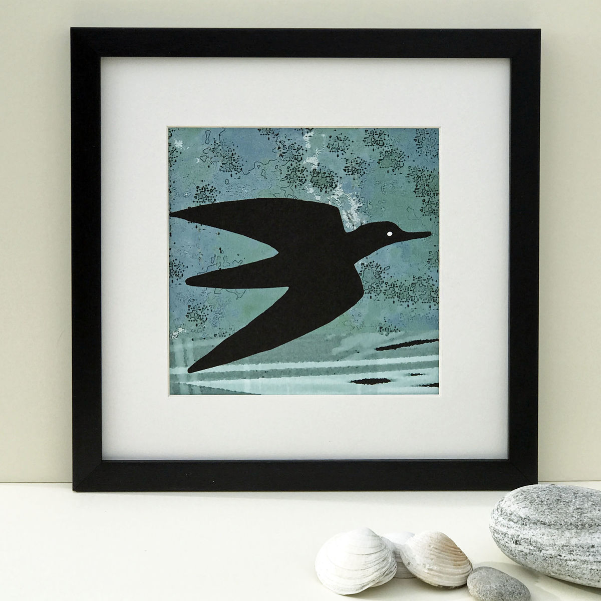 WATERBIRD - Limited Edition Giclee Print - product images  of