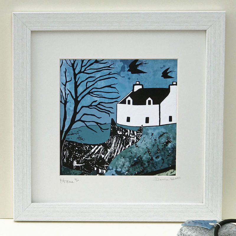 HOME - Limited Edition Giclee Print  - product images  of
