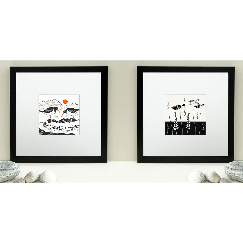 'Something Fishy' original artwork - product images  of