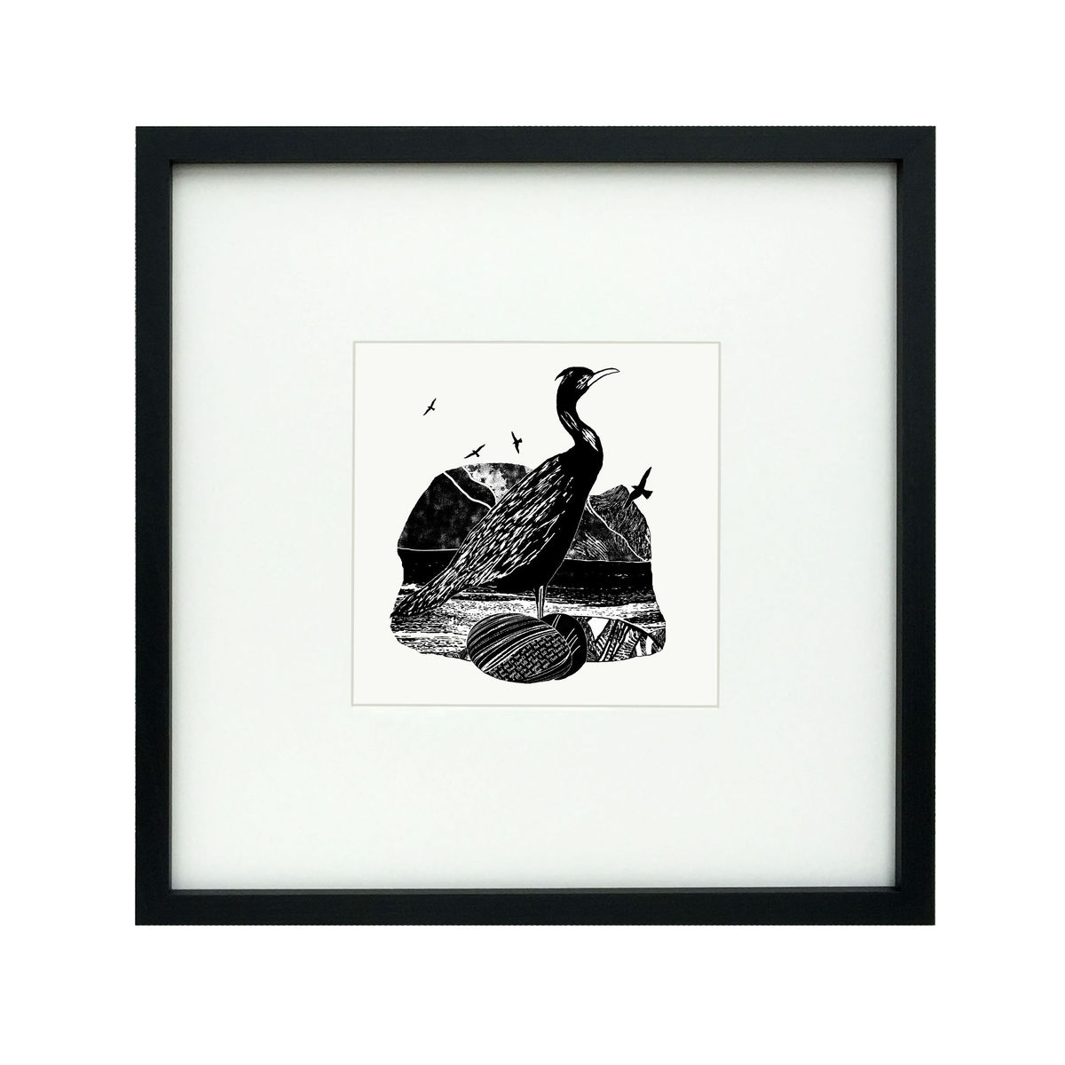 'Waterbird' original artwork - product images  of