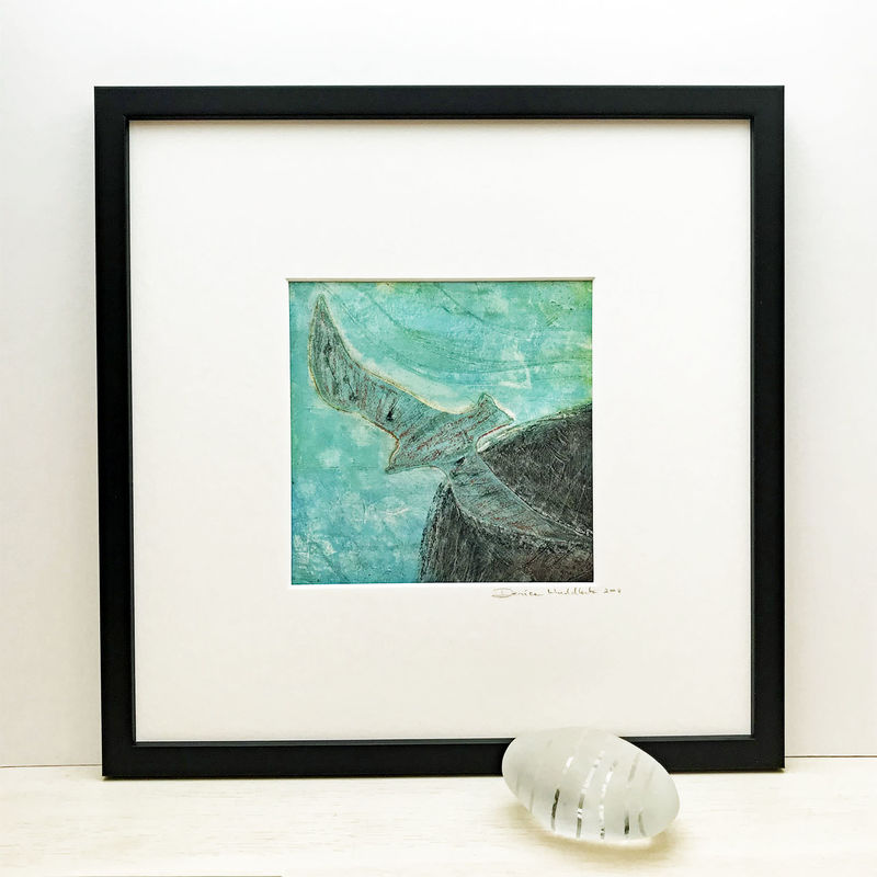 Neist Point-1  - Collagraph  - product image