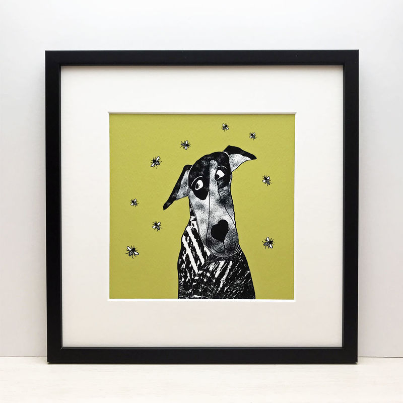 BUZZ - Limited Edition Giclee Print - product images  of