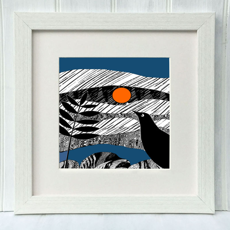 BLACKBIRD - Limited Edition Giclee Print - product images  of