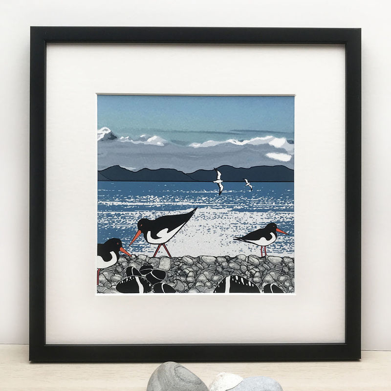 OYSTERCATCHERS - Limited Edition Giclee Print - product images  of