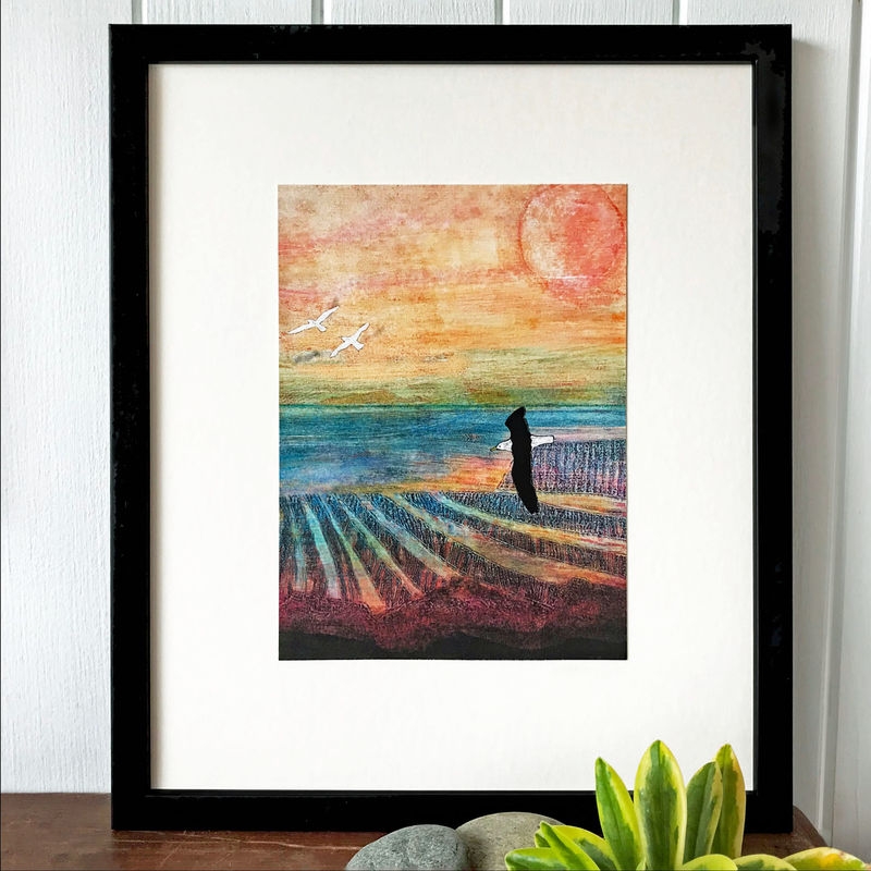 Sunshine and Showers - Limited Edition Giclee Print - product images  of