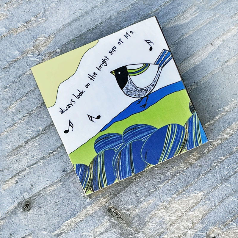 'Bright Side' Brooch - product image