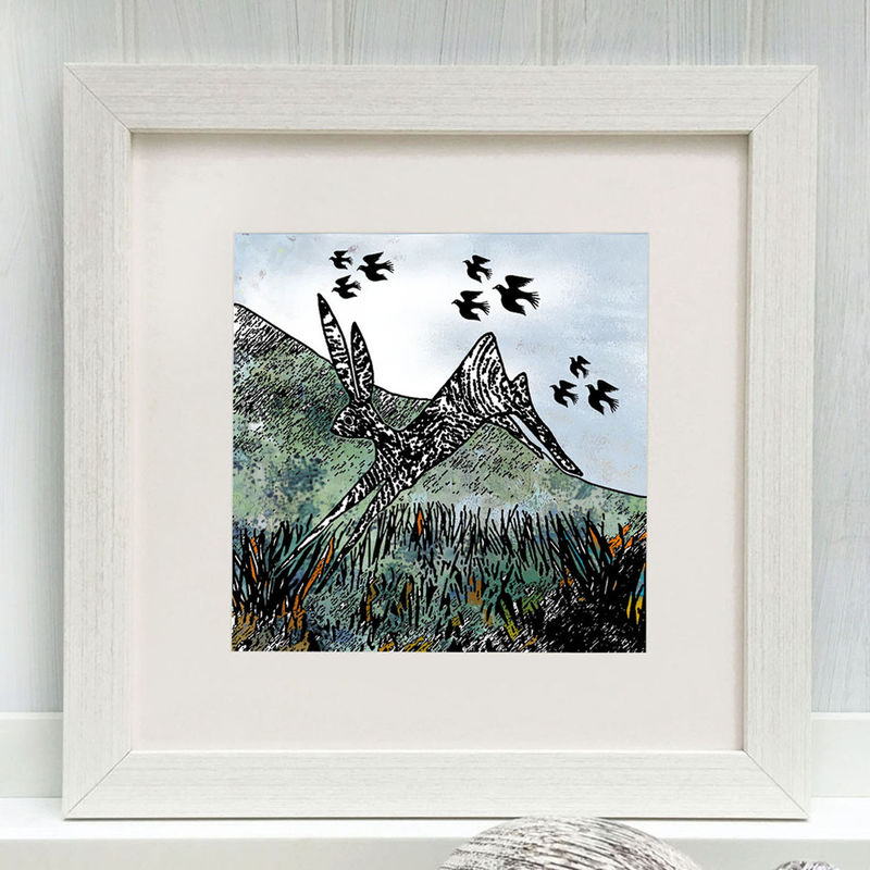 APRIL HARE - Limited Edition Giclee Print - product images  of