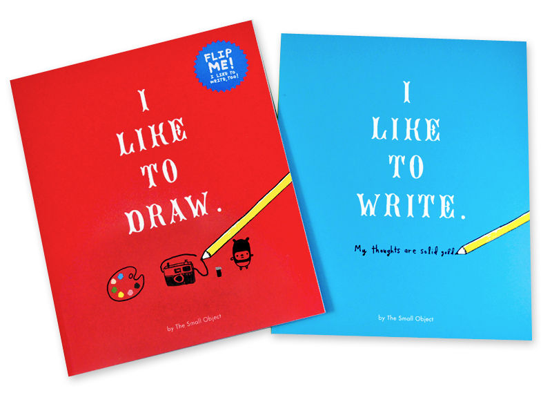 I Like to Draw / I Like To Write Activity Book - product images  of