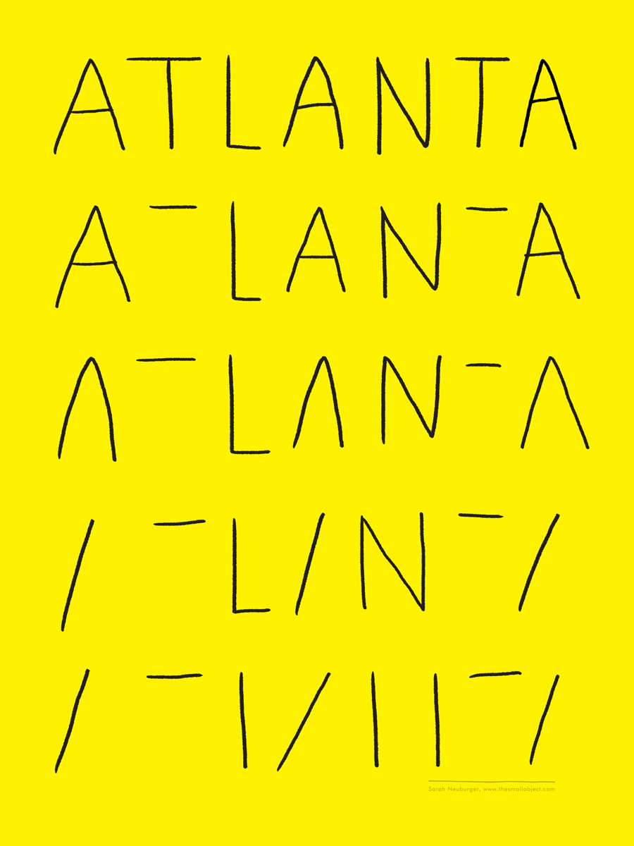ATLANTA - product images  of