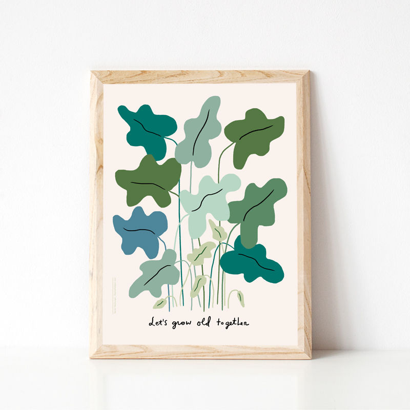 Let's Grow Old Together - product images  of