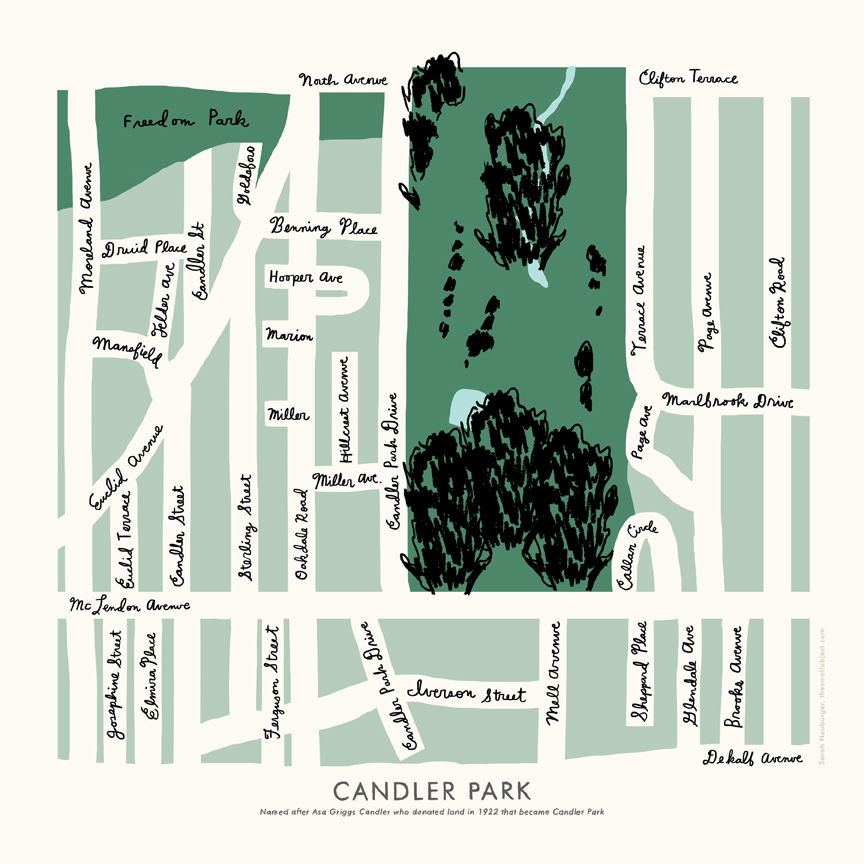 Candler Park - product images  of