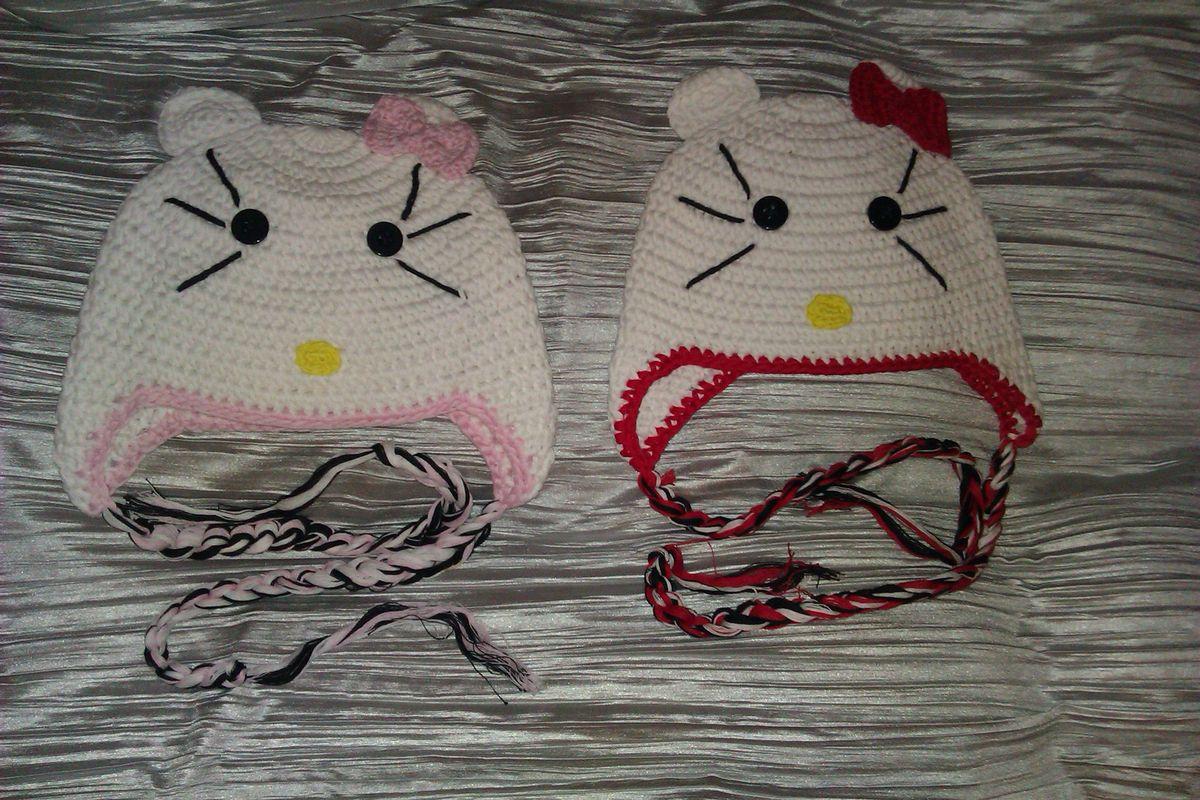 Kittie Knit Hats - product image