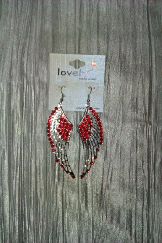 Angel Wing Ear Rings - product images 1 of 1