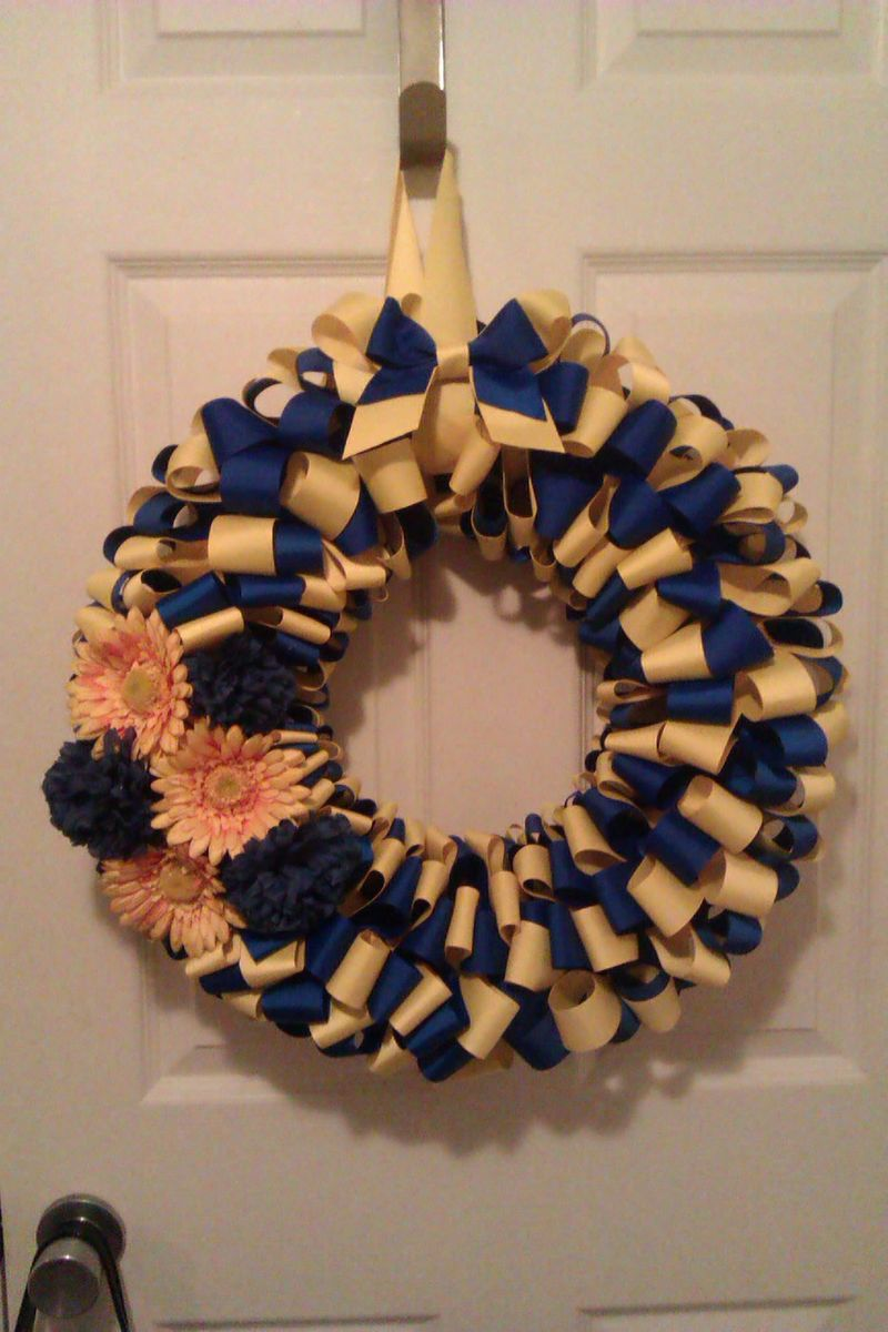 Ribbon Wreathes - product image