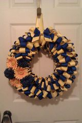 Ribbon,Wreathes
