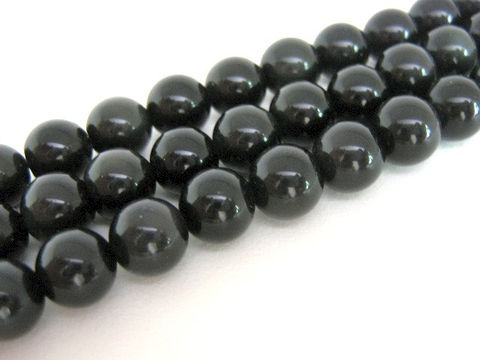 Black,Obsidian,6mm,Round,Gemstone,Beads,beads,supplies,obsidian_gemstone,gemstone_beads,black_gemstone,6mm_round_beads,black_obsidian_beads,rainbow_obsidian,obsidian_beads,round_beads,black_beads,round_obsidian,Beads2string, bead store, online_craft_store