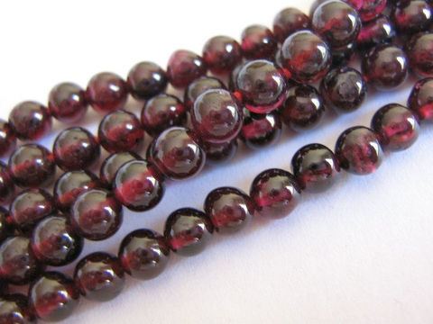 Garnet,Gemstone,Beads,5mm,Round,Red,red_gemstone,garnet_beads,round_garnet,round_gemstone,round_red_beads,round_beads,5mm_round_beads,half_strand,irregular_round,jewelry_making,ship_international