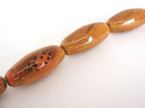 Orange,Porcelain,Beads,28x12mm,Oval,supplies,beads,porcelain_beads,orange_oval_beads,oval_beads,28x12mm_oval_beads,ceramic_beads,pottery_beads,Beads2string,bead_store,Orange_porcelain_beads,oval_porcelain_beads,bead_supplies