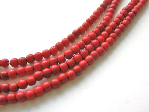 Red,Howlite,Beads,5mm,Round,Gemstone,red_round_howlite,red_gemstone,round_howlite,red_round_gemstone,red_round_beads,red_beads,red_howlite,5mm_round_beads,beads2string,bead_store, bead supplies, craft beads, jewelry making supplies