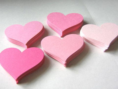 Pink,Heart,Cut,Outs,1,7/8,x,1/2,inch,Die,Scrapbooking,Supplies, Scrapbooking, Die_Cut, pink_heart, heart_die_cut_paper, heart_die_cut, paper_heart, heart_scrapbooking, party_decoration, heart_tags, paper_goods, heart_escort_cards, 2_inch_heart, heart_confetti, heart_die_cut_punch, pink_paper_hearts, beads2st