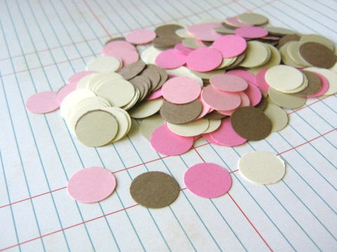 Neopolitan,Pink,Brown,Confetti,Die,Cuts,Paper,Cardstock,die_cuts, supplies, Paper_Goods, pink_brown_circle, circle_confetti, circle_die_cuts, circle_cut_outs, die_cuts_paper, party_decoration, table_confetti, wedding_confetti, scrapbook_circles, round_confetti, party_table_decor, Beads2string, craft_store