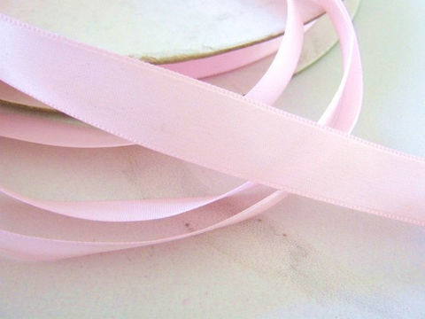 Pink,Satin,Ribbon,5/8,Inch,Wide,10,Yards,Floral,Supply,ribbon,pink_ribbon,satin_ribbon,pink_satin_ribbon,ribbon_for_bows,by_the_yard,floral_ribbon,18mm_ribbon,wedding_supplies,single_faced_ribbon, bouquet ribbon,Beads2string,craft_store