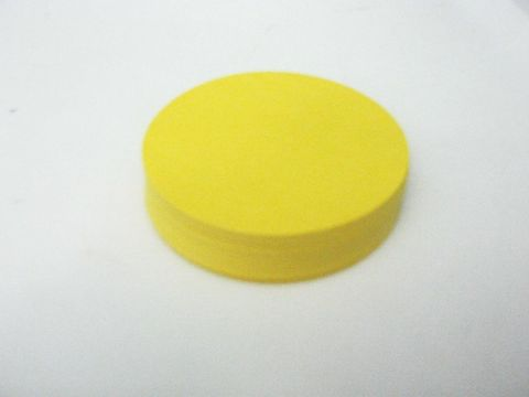Yellow,Circle,Cut,Out,2.5,Inch,Round,Die,Cardstock,supplies,paper_goods,die_cuts,cut_outs,circle_die_cuts,circle_cut_outs,2.5_inch_circle_cut_outs,handmade_cut_outs,paper_circles,cardstock_circle_die_cuts,yellow_circle_cut_outs,beads2string,craft_store
