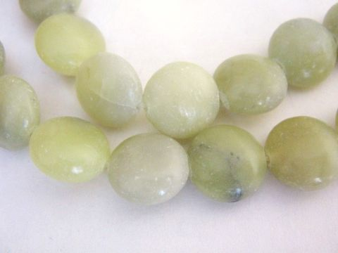 Olive,Jade,12mm,Coin,Beads,Green,Serpentine,Flat,Round,supplies,beads,gemstone_beads,green_gemstone_beads,jade_beads,coin_beads,jade_coin_beads,green_coin_beads,green_beads,coin_gemstone_beads,serpentine_coin,Beads2string,bead_store,jewelry_supply