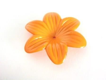 Opaque,Orange,48mm,Lily,Flower,Acrylic,Bead,supplies,plastic_flowers,acrylic_flowers,orange_flowers,48mm_flower_beads,plastic_beads,orange_plastic_bead,orange_acrylic_beads,acrylic_flower_beads,orange_beads,flower_beads,craft_supply,bead_supply,bead_store,jewelry_supply,Beads2string