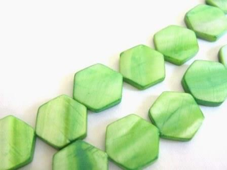 Green,Shell,Beads,14mm,Hexagon,supplies,beads,shell_beads,green_shell_beads,hexagon_beads,hexagon_shell_beads,green_hexagon_beads,14mm_hexagon_beads,14mm_hexagon_shell_beads,green_hexagon_shell_beads,green_beads,Beads2string,bead_store,craft_store,bead_supply,jewelry_supply