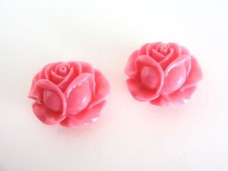 Pink,21mm,Flower,Resin,Cabochon,Rose,Supplies,resin_cabochon,flower_cabochon,rose_cabs,flower_cabs,21mm_flower_cabochon,19x21mm_flower_cabochon,pink_flower,flat_back_cabochon,Beads2string,resin_flower,bead_store,pink_flower_cabochon,resin_flower_cabochon,bead_supply