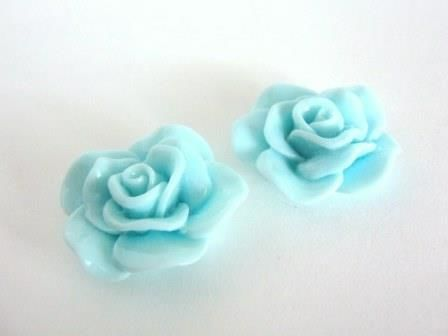 Aqua,Opaque,Blue,Flower,30mm,Rose,Resin,Cabochon,supplies,blue_rose,blue_30mm_flower,flower_cabochon,rose_cabochon,blue_rose_cabochon,acrylic_flowers,plastic_flowers,resin_flowers,flower_cabs,flat_back_flower,jewelry_supply,flower_bead,blue_flower_cabochon,beads2string,bead_store,bead_supply