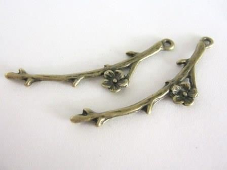 Tree,Branch,Charm,Antique,Bronze,47mm,supplies,jewelry_findings,charms,bronze_charms,tree_charms,tree_branch_charms,47mm_branch_charm,branch_charms,antique_bronze_tree_charm,lead_free_charms,branch_pendants,tree_branch_pendants,beads2string,bead_store,alloy_charms,jewelry_supply