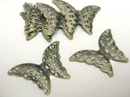 27x40mm,Butterfly,Stamping,Antique,Bronze,Filigree,Pendant,supplies,jewelry_findings,stamping,pendant,butterfly_pendant,butterfly_stamping,40mm_butterfly_stamping,filigree_butterfly_stamping,butterfly_findings,base_metal_stampings,beads2string,bead_store,craft_store,bronze_butterfly_stamping,jewelry_supply
