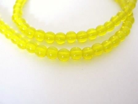 Transparent,Yellow,4mm,Round,Czech,Beads,Glass,Druk,supplies,beads,glass_beads,czech_beads,czech_glass_beads,4mm_czech_beads,4mm_round_beads,druk_glass_beads,yellow_beads,round_glass_beads,czech_druk,yellow_round_beads,yellow_4mm_round,yellow_glass_beads,Beads2string,bead_store,bead_supply
