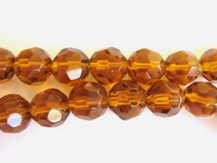 Transparent,Brown,8mm,Faceted,Round,Glass,Beads,Supplies,Bead,Glass_beads,brown_glass_beads,round_glass_beads,faceted_round_bead,brown_round_beads,8mm_faceted_round_bead,8mm_round_bead,brown_beads,8mm_round_beads,bead_supplies,Beads2string,jewelry_making_beads