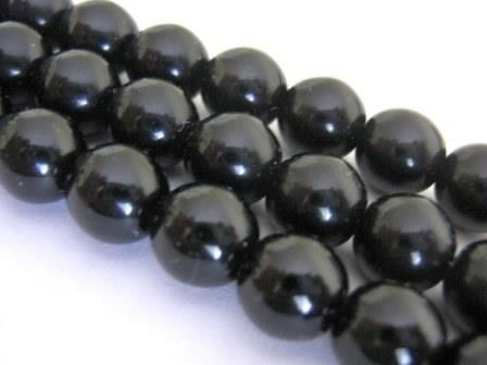 Jet,Black,8mm,Round,Czech,Glass,Beads,Druk,supplies, beads, czech_black_bead, glass_beads, black_glass_beads, czech_jet_bead, czech_druk, black_8mm_round_beads, 8mm_round_beads, black_druk_beads, black_round_beads, round_glass_bead, czech_round_beads, czech_beads, black_beads, jewelry_making_suppl