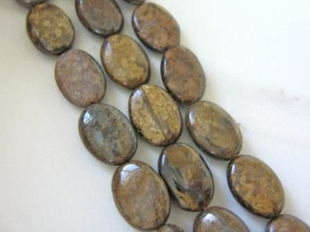 Bronzite,10x14mm,Flat,Oval,Gemstone,Beads,supplies,Bead,bronzite_beads,oval_bronzite beads,gemstone_beads,oval_beads,flat_oval_gemstone,10x14mm_flat_oval_beads,oval_gemstone,brown_gemstone,bead_supplies,Beads2string,brown_oval_beads,jewelry_supply