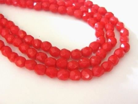 Opaque,Red,4mm,Faceted,Round,Czech,Glass,Beads,Fire,Polished,supplies,red_opaque_beads,czech_beads,red_glass_beads,faceted_round_beads,red_czech_beads,czech_round_beads,4mm_round_beads,red_round_beads,round_glass_beads,red_beads,glass_beads,craft_supplies,bead_ store,Beads2string,jewlery_supply,bead_supply
