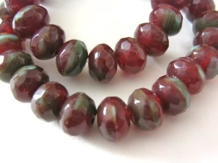 6x4mm,Faceted,Rondelle,Czech,Glass,Bead,Picasso,Red,Blue,Fire,Polished,supplies,beads,czech_beads,red_rondelle_beads,red_picasso_rondelle_beads,faceted_rondelle_beads,6x4mm_faceted_rondelle_beads,czech_ rondelle_beads,rondelle_beads,red_beads,Beads2string,fire_polished_rondelle_beads,bead_store,buy_beads_online