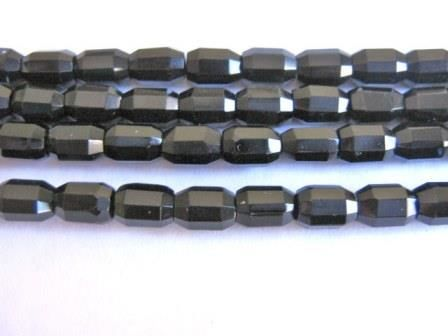 Black,5x8mm,Faceted,Oval,Czech,Glass,Beads,supplies,beads,czech_beadsczech_glass_beads,glass_beads,black_glass_beads,faceted_oval_beads,8x5mm_oval_beads,black_beads,oval_glass_beads,oval_beads,Beads2string,faceted_oval_bead,bead_store