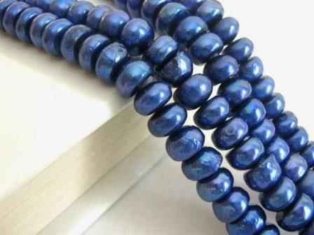 Freshwater,Pearl,Beads,8mm,Button,Blue,supplies, beads, pearls, freshwater_pearl, pearl_bead, button_bead, button_pearl_bead, blue_pearl_bead, 8mm_button_bead, 8mm_button_pearl_bead, blue_bead, Beads2string ,buy_beads_online, online_bead_store, spacer_bead