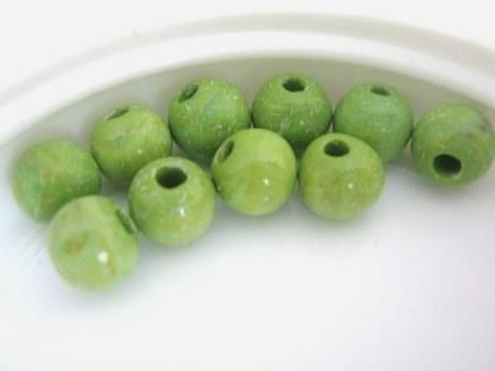 Lime,Green,Marbled,6mm,Round,Vintage,Lucite,Beads,supplies,Bead,vintage_lucite_beads,vintage_bead,lucite_bead,green_beads,6mm_round_beads,old_plastic_beads,1960_beads,Beads2string,round_green_beads,round_vintage_lucite_beads,round_beads,bead_store