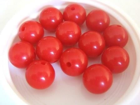 Opaque,Red,10mm,Round,Vintage,Plastic,Bead,supplies,beads,vintage_bead,vintage_plastic_bead,red_bead,round_bead,vintage_round_bead,10mm_round_bead,red_round_bead,vintage_acrylic_bead,old_bead,Beads2string,bead_store,bead_supplies,buy_beads_online
