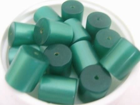Emerald,Moonglow,Green,10x11mm,Tube,Vintage,Lucite,Beads,Cylinder,supplies,lucite_beads,vintage_beads,vintage_lucite_beads,green_tube_beads,green_vintage_beads,Beads2string,online_bead_store,vintage_green_bead