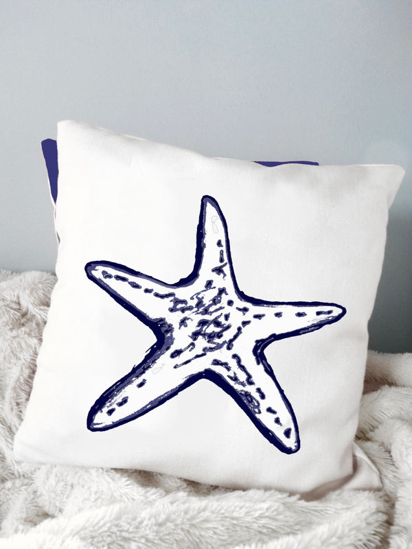 Starfish Pillow - product images