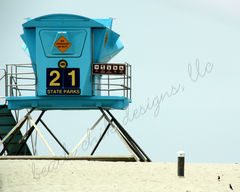 SoCal,Lifeguard,Stand-,Number,21,Art,Photography,Landscape,beach,so_cal,southern_california,california,lifeguard_stastion,lifeguard,coast,coastal_california,coastal,shore,beach_house,surfer_dad,fathers_day