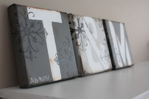 Letter,Canvases-,Rain,on,my,Wedding,Day,Housewares,Home_Decor,letters,alphabet,anniversary,wedding,engagement,etsynj_team,for_them,housewarming,new_home,gray,personalized_gift,bridal_shower_gift,unique,canvases,paint