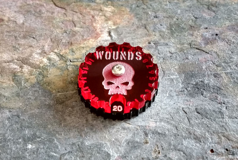 Wound Dials (0-20) Set of 2 - product image